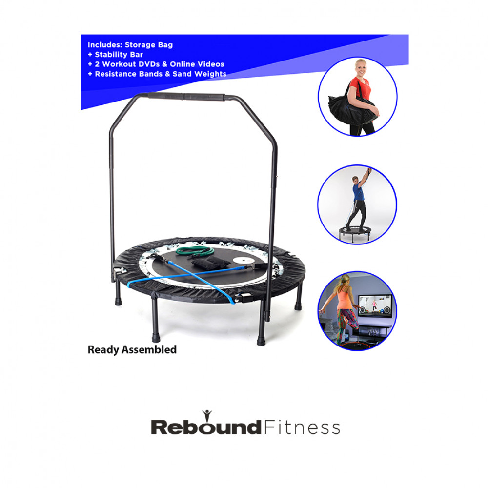 Rebound Fitness - The MaXimus Pro