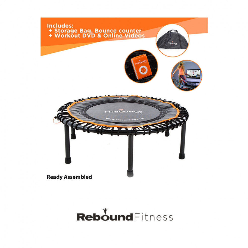 Rebound Fitness - The Fit Bounce Pro